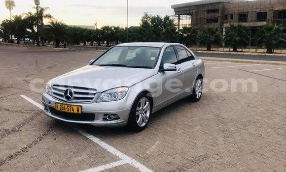 Buy Used Mercedes-Benz C-klasse Silver Car in Windhoek in Namibia