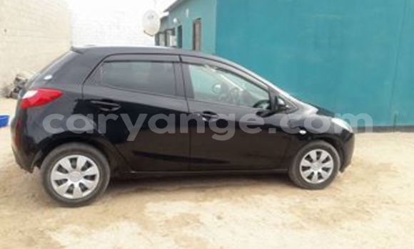 Buy Used Mazda Demio Black Car in Walvis Bay in Namibia