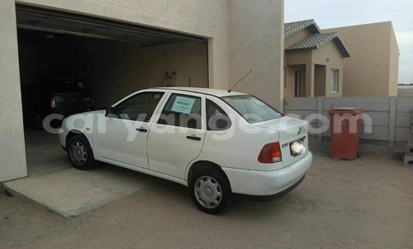Buy Used Volkswagen Polo White Car in Swakopmund in Namibia