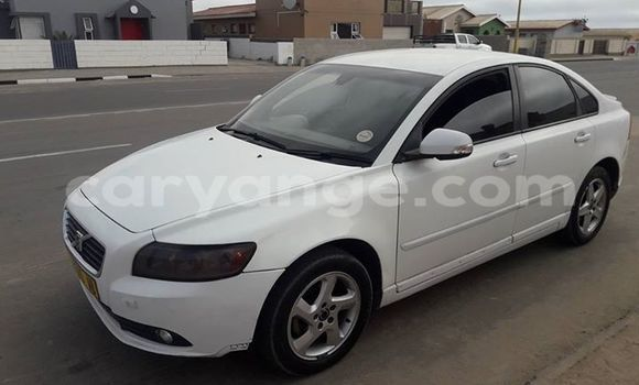 Buy Used Volvo S40 White Car in Swakopmund in Namibia