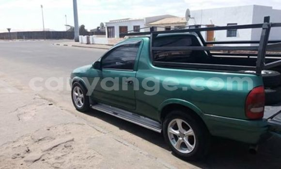 Buy Used Opel Corsa Green Car in Swakopmund in Namibia