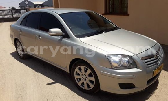 Buy Used Toyota Avensis Silver Car in Swakopmund in Namibia