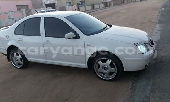 Buy Used Volkswagen Jetta White Car in Swakopmund in Namibia