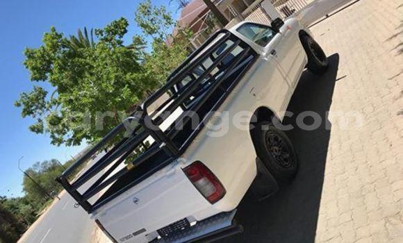 Buy Used Nissan NP 300 White Car in Windhoek in Namibia