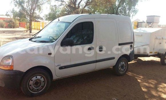 Buy Used Renault Kangoo Black Car in Windhoek in Namibia