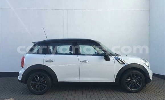 Buy Used Mini Cooper White Car in Windhoek in Namibia