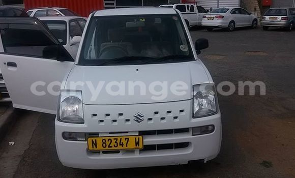 Buy Used Suzuki Alto Black Car in Windhoek in Namibia