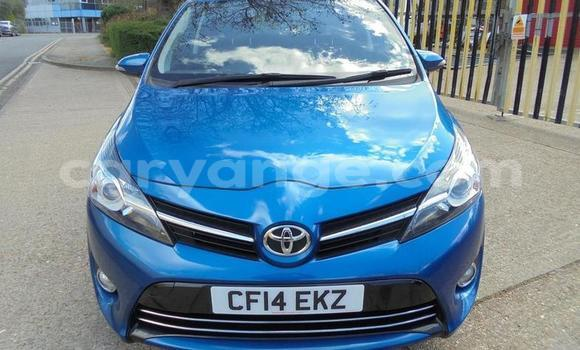 Buy Used Toyota Verso Blue Car in Henties Bay in Erongo