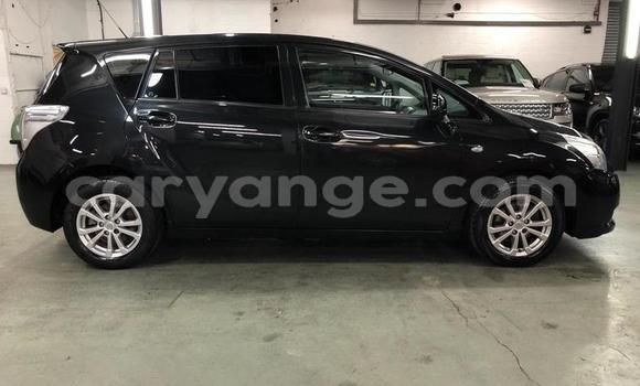 Buy Used Toyota Verso Black Car in Karasburg in Karas
