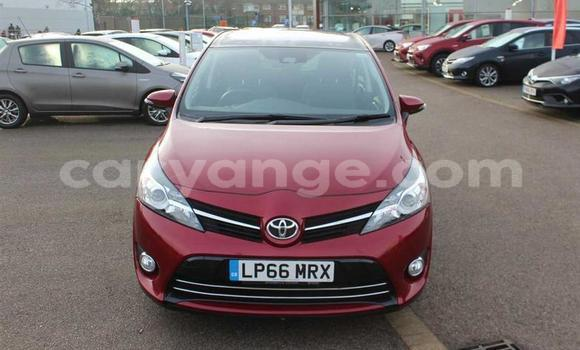 Buy Used Toyota Verso Red Car in Mariental in Namibia