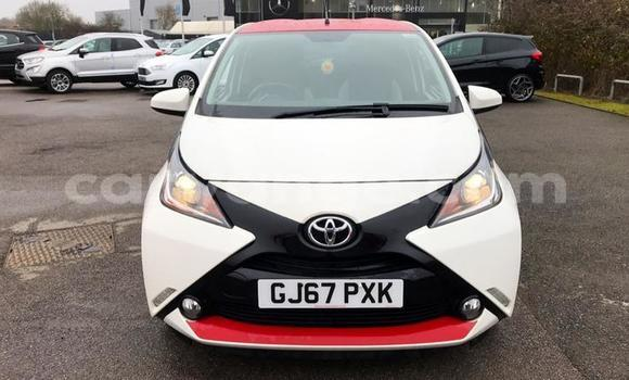 Buy Used Toyota Aygo White Car in Karibib in Erongo