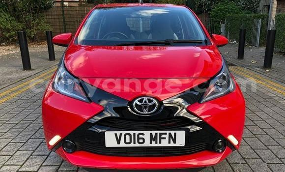 Buy Used Toyota Aygo Red Car in Katima Mulilo in Caprivi