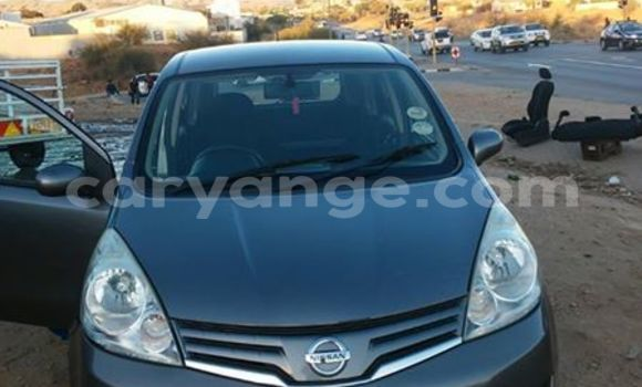 Buy Used Nissan Note Black Car in Windhoek in Namibia