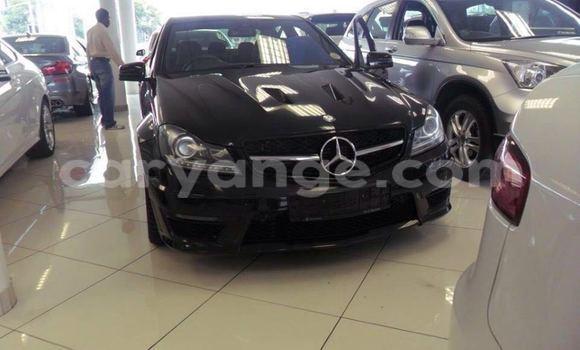 Buy Used Mercedes‒Benz C–Class Black Car in Windhoek in Namibia