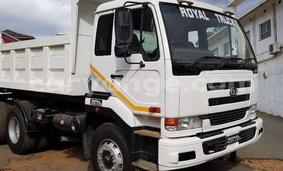 Buy Used Nissan UD White Truck in Gobabis in Omaheke