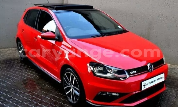 Buy Used Volkswagen Golf GTI Red Car in Windhoek in Namibia