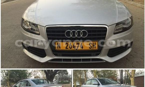 Buy New Audi A4 Black Car in Windhoek in Namibia