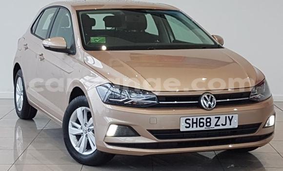 Buy Used Volkswagen Polo Beige Car in Gobabis in Omaheke