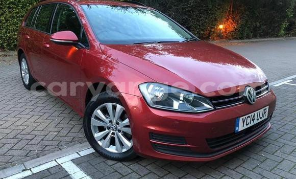 Buy Used Volkswagen Golf Red Car in Luderitz in Karas