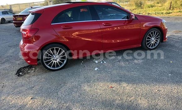 Buy Used Mercedes-Benz A–Class Red Car in Windhoek in Namibia