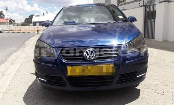 Buy Used Volkswagen Polo Blue Car in Windhoek in Namibia