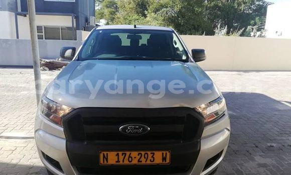 Buy Used Ford Ranger Silver Car in Windhoek in Namibia