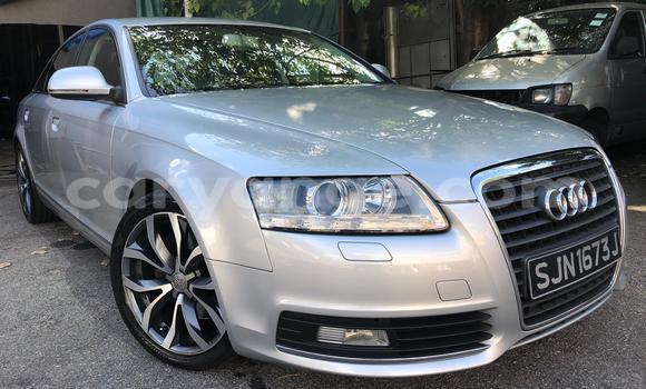 Buy Used Audi A6 Black Car in Windhoek in Namibia