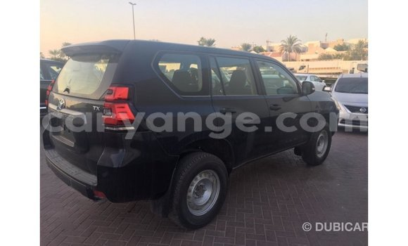 Buy Import Toyota Prado Black Car in Import - Dubai in Namibia