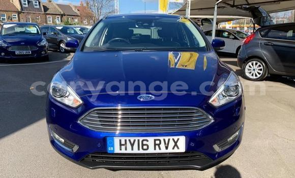 Buy Used Ford Focus Blue Car in Gobabis in Omaheke
