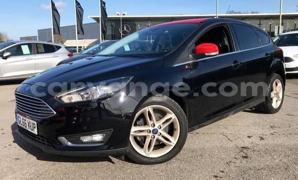 Buy Used Ford Focus Black Car in Karasburg in Karas