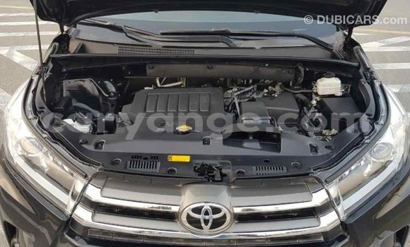 Buy Import Toyota Highlander Black Car in Import - Dubai in Namibia