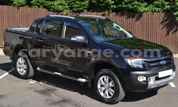 Buy Used Ford Ranger Black Car in Windhoek in Namibia
