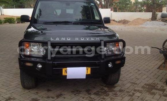 Buy Used Land Rover Discovery Black Car in Windhoek in Namibia