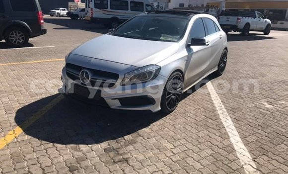 Buy Used Mercedes-Benz A–Class Silver Car in Windhoek in Namibia