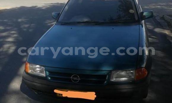 Buy Used Opel Astra Blue Car in Windhoek in Namibia