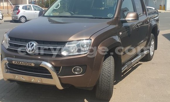 Buy Used Volkswagen Amarok Black Car in Windhoek in Namibia