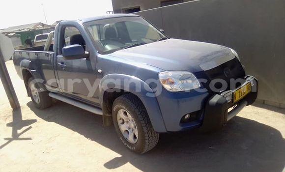 Buy Used Mazda BT-50 Blue Car in Windhoek in Namibia