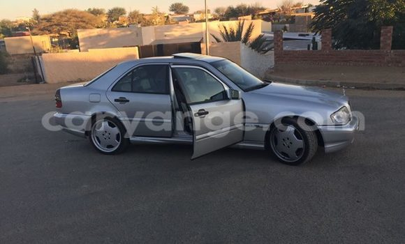 Buy Used Mercedes-Benz C–Class Black Car in Windhoek in Namibia