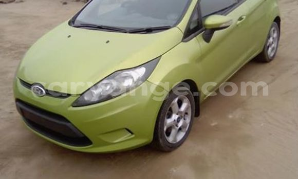 Buy Used Ford Fiesta Green Car in Windhoek in Namibia
