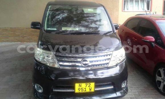 Buy Used Nissan Serena Black Car in Windhoek in Namibia