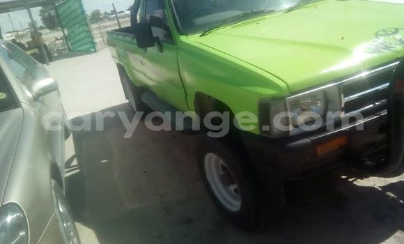 Buy Used Toyota Pickup Green Car in Windhoek in Namibia