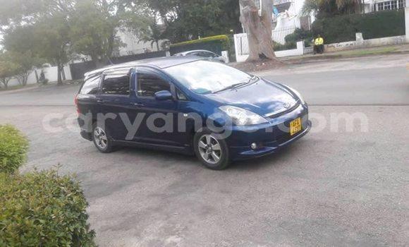 Buy Used Toyota Wish Blue Car in Windhoek in Namibia