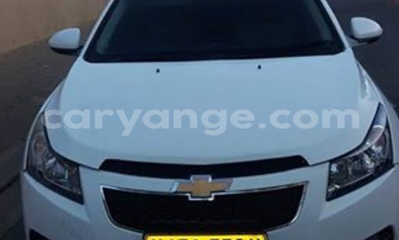 Buy Used Chevrolet Cruze Black Car in Windhoek in Namibia
