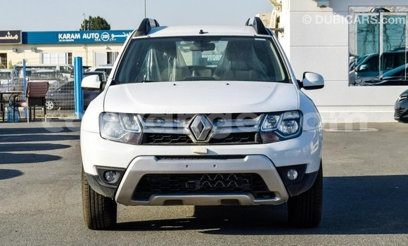 Buy Import Renault Duster White Car in Import - Dubai in Namibia