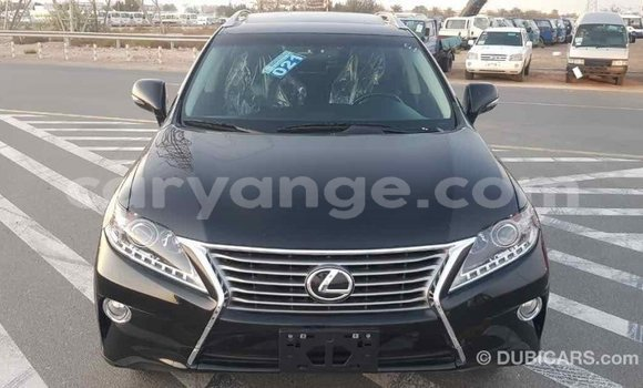 Buy Import Lexus RX 350 Black Car in Import - Dubai in Namibia