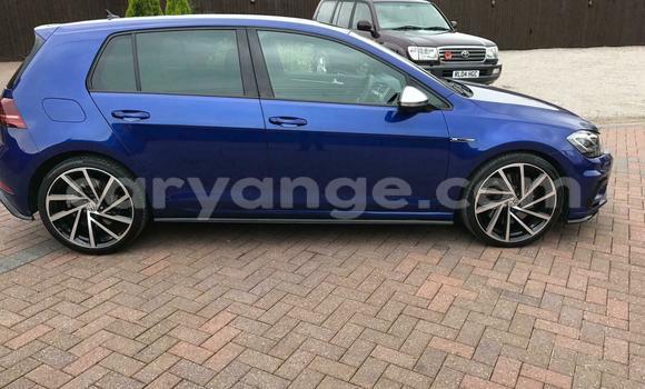 Buy Used Volkswagen Golf GTI Blue Car in Windhoek in Namibia