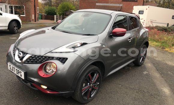 Buy Used Nissan Juke Beige Car in Windhoek in Namibia