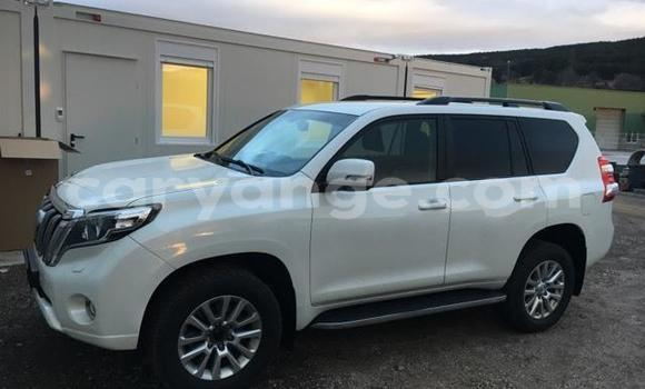 Buy Used Toyota Land Cruiser Prado White Car in Windhoek in Namibia