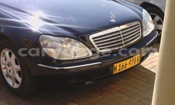 Buy Used Mercedes‒Benz S-Class Black Car in Windhoek in Namibia