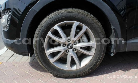 Buy Import Hyundai Santa Fe Black Car in Import - Dubai in Namibia